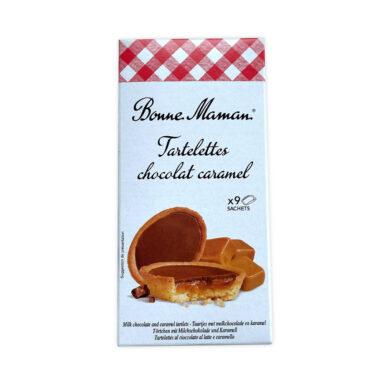 Bonne Maman Tartelettes chocolat caramel