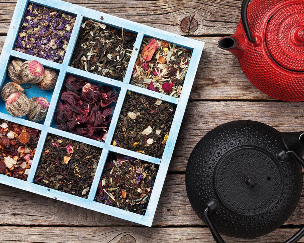 Tea-Box Halle