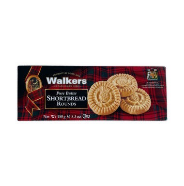 Walkers Pure Butter Shortbread Round
